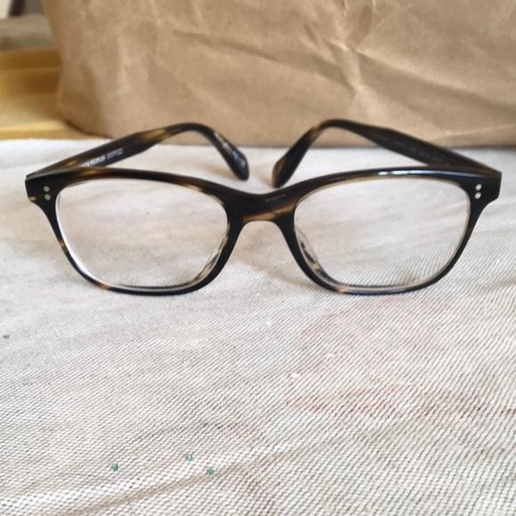 e7c91ecdefb Oliver Peoples Ashton eyeglasses frame. M 5a78c6141dffdada71ddeee0. Other  Accessories ...